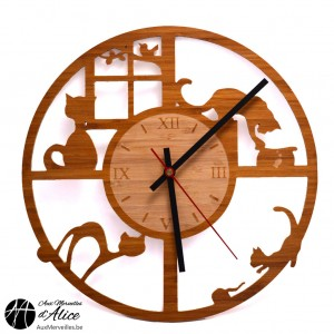 Clock: a Cat's freedom