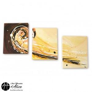 Triptych Surf !