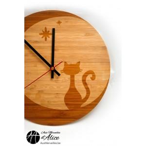 Clock : a Cat's dream